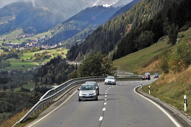 jízda do kopce