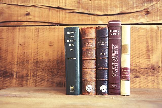 pět knih