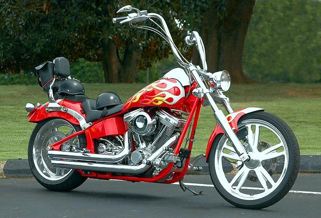 čistá motorka